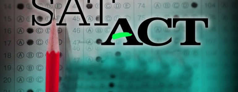 Act and Sat exam