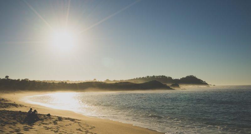 Beautiful Beachy Summer Test Prep
