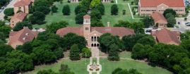 Aerial Photo of Midwestern State University